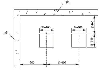 母线系统垂直安装预备孔尺寸图.png